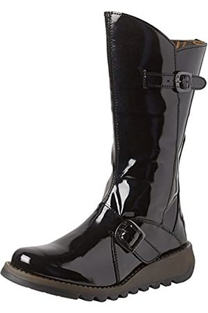 Fly London Damen MES 2 Chukka Boots, (Black 023)