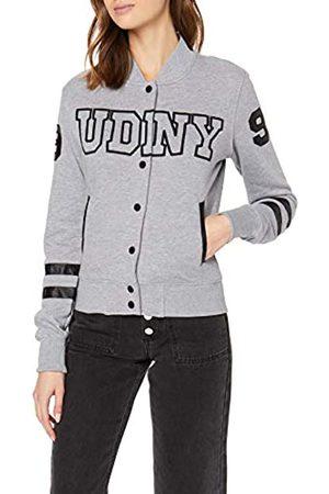 Urban dance Damen UDNY College Jacket Sweatjacke