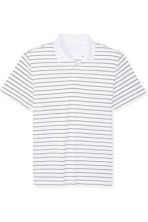 Amazon Herren-Golf-Poloshirt, schmale Passform, schnelltrocknend