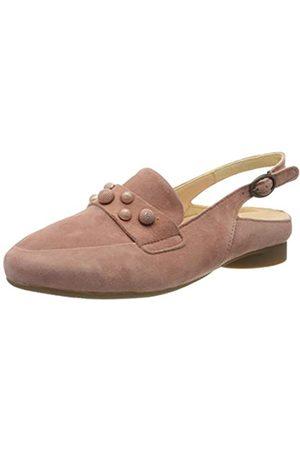 Think! Damen 686281_Guad Slingback Ballerinas, Pink (Salmon 32)