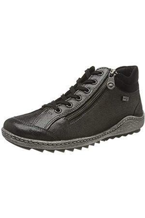 Remonte Damen R1483 Sneaker, (Nero/ 04)
