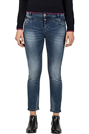 Timezone Damen Slim Sadetz Womenshape Cropped Jeans
