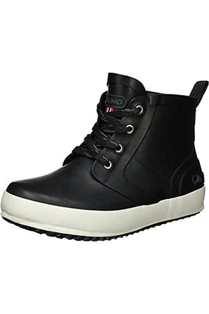 Viking Unisex-Kinder Lillesand Jr. Gummistiefelette, (Black)