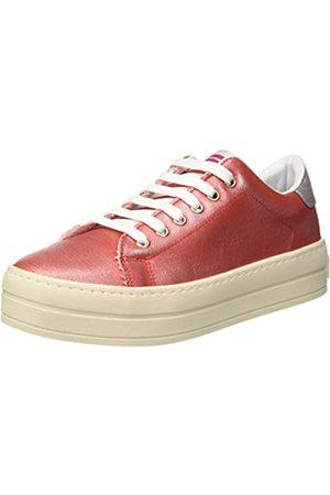 Fornarina Damen Maxi Sneaker, (Rosso 76)