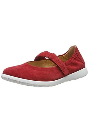 Ganter Damen Gabby-G Geschlossene Ballerinas, (Red 40000)