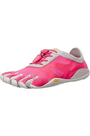 Vibram Five Fingers Vibram FiveFingers 16W0703 KSO Evo, Outdoor Fitnessschuhe Damen, Mehrfarbig (Pink/grey)