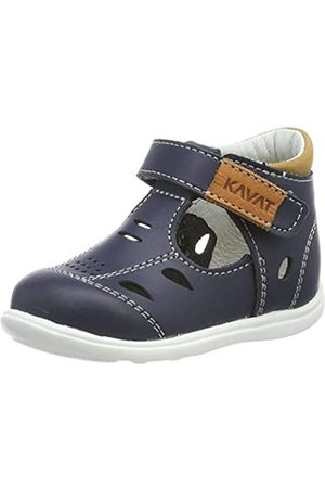 Kavat Unisex-Kinder Backe Geschlossene Sandalen, (Blue 989)