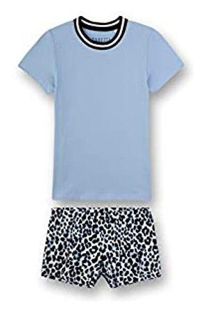 Sanetta Mädchen Pyjama kurz Zweiteiliger Schlafanzug