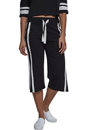 Urban classics Damen Ladies Taped Terry Culotte Sporthose