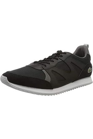 Lacoste Herren Aesthet 120 2 SMA Sneaker, (Blk/Dk Gry 237)