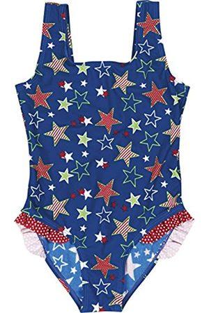 Playshoes Mädchen UV-Schutz Badeanzug Sterne Einteiler