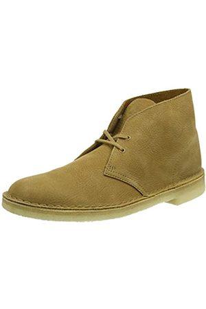 Clarks Herren Desert Boots, (Oak Nubuck Oak Nubuck)