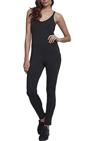 Urban classics Damen Ladies Tech Mesh Jumpsuit