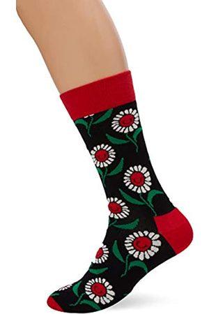 Happy Socks Herren Sunflower Socken