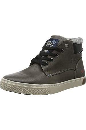 TOM TAILOR Herren 7985002 Klassische Stiefel, (Coal 00013)