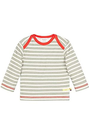 loud + proud Unisex Baby Shirt Ringel, aus Bio Baumwolle, GOTS zertiziziert