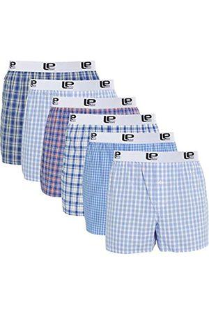 Lower East American Style Boxershorts, Mehrfarbig Business), XX-Large (Herstellergröße: 2XL)