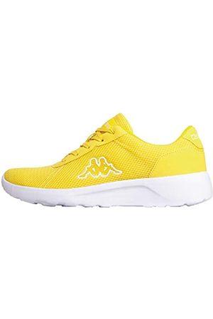 Kappa Damen Tunes W Sneaker, (Yellow 4040)
