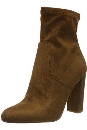 Steve Madden Damen Editt Ankle Boot Stiefeletten, (Brown 003)