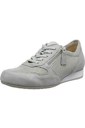 Gabor Shoes Damen Comfort Basic Sneaker, (Light Grey 40)