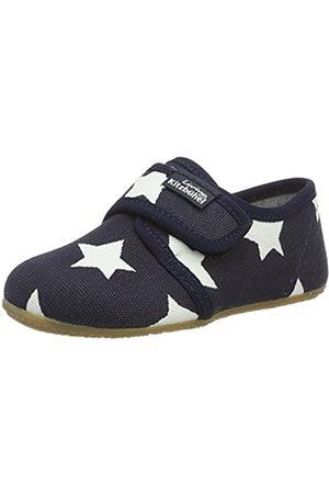 Living Kitzbühel Unisex-Kinder Klettmodell Sterne Pantoffeln