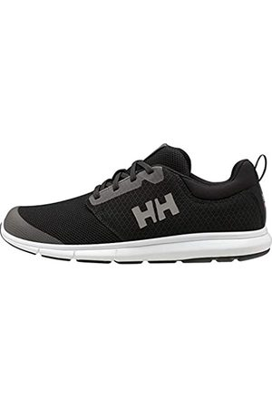 Helly Hansen Herren Feathering Bootsportschuhe, (Black/White 990)