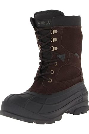 Kamik Herren Nationwide Schneestiefel, (Dark Brown-Brun Fonce)
