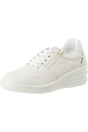 TBS Damen Danzips Sneaker, (Blanc H7007)