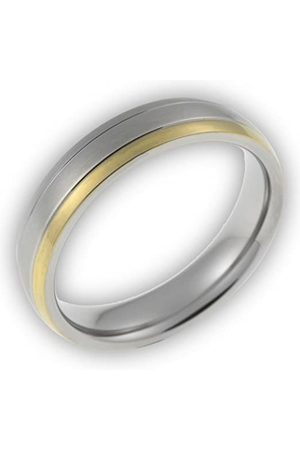 CORE Herren-Ring Edelstahl mattiert Steel Basic Collection Gr.50 (15.9) TE083.01-50