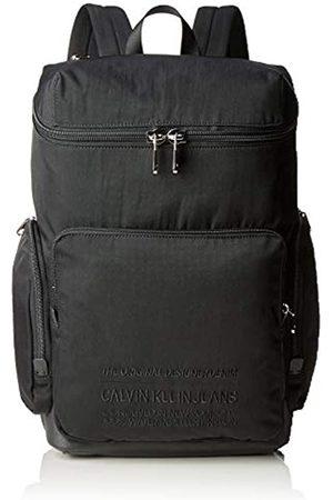 Calvin Klein Herren Nylon Utility Zip Around Bp 45 Schultertasche