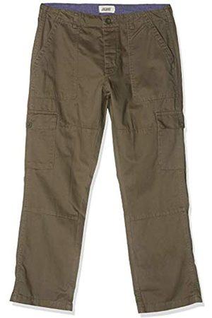 Jacamo Herren Utility Cargo Trouser 29 Hose, (Khaki)