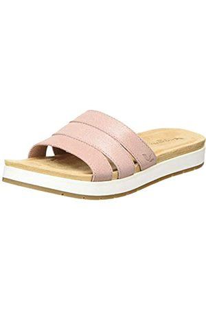KOOLABURRA BY UGG MAERIN, Damen Offene Sandalen mit Rutsche, Pink (Rose Rgl)