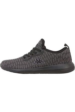 Kappa Herren Gizeh OC Sneaker, (Black 242603-1111)