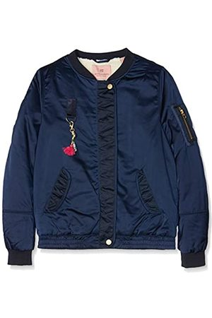 Scotch&Soda R´Belle Mädchen Jacke Satin Bomber with Teddy Lining