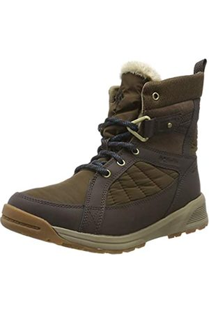 Columbia Damen Meadows Shorty Omni-heat 3d Schneestiefel, (Heat-Espresso MHW, L 200)