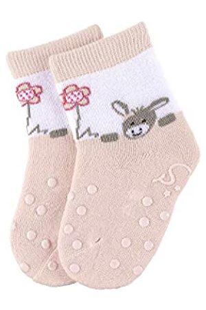 Gr/ö/ße: 22 Sterntaler Sneaker-Socken Doppelpack Ecru Alter: 18-24 Monate