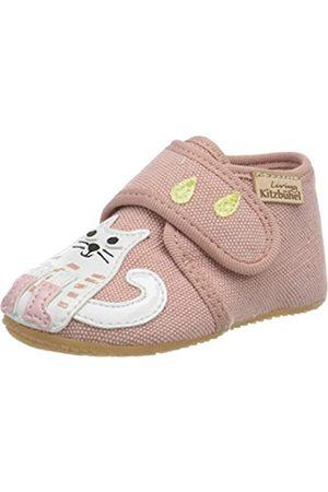Living Kitzbühel Baby Mädchen 3700 Hausschuhe, Pink (Dark Rose Cloud 329)