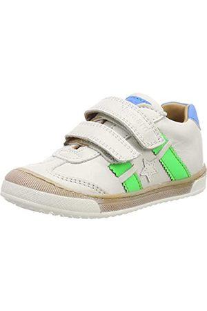 Bisgaard Unisex-Kinder 40343.119 Sneaker, (Green Neon 1019)