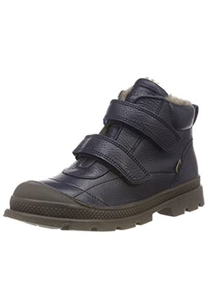 Bisgaard Unisex-Kinder 60325218 Hohe Sneaker, (604 Blue)