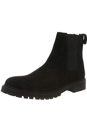 HUGO BOSS Explore_Cheb_wxsd, Herren Chelsea Boots, (Black 001)