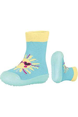 Sterntaler Mädchen Adventure-Socks Sonne Aqua Schuhe, (Meeresblau 309)