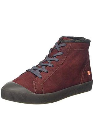 softinos Damen KIP405SOF Hohe Sneaker, (Red 017)