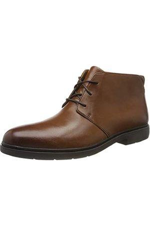 Clarks Herren Un Tailor Mid Chukka Steifel, (Tan Leather Tan Leather)