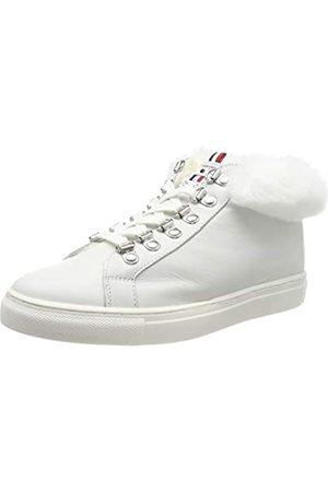 Les Tropéziennes par M Belarbi Damen LENYA Hohe Sneaker, (Blanc 70)