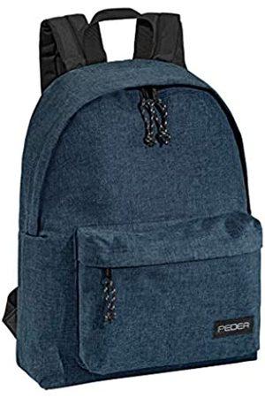 Pedea Rucksack Daypack Wasserabweisend Damen Herren Mädchen Jungen Kinder Schule Uni Reisen Job mit Fach für 13,3 Zoll (33,8cm) Laptop