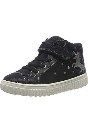 Lurchi Mädchen YUNA-TEX Hohe Sneaker, (Atlantic 22)