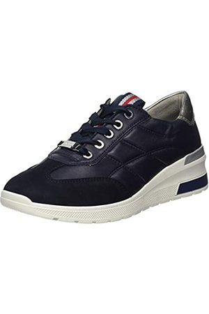 ARA Damen NEAPLE Sneaker, , Zinn 05)