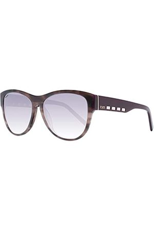 Tod's TO0225 5656B Tods Sonnenbrille TO0225 56B Oval Sonnenbrille 56