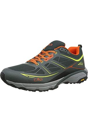 CMP – F.lli Campagnolo Herren HAPSU Nordic Walking Shoe Walkingschuhe, Mehrfarbig (Jungle-Lime 83ue)
