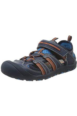 Pablosky Jungen Geschlossene Sandalen, (Azul 963831)